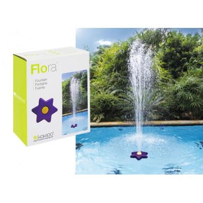 Fontaine flottante pour piscine