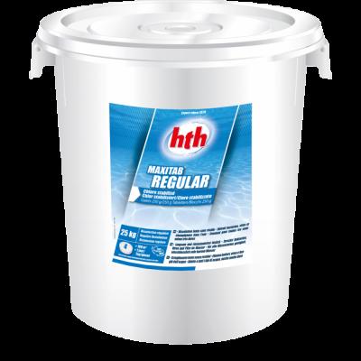hth Maxitab Regular 25 kg - Arch Water