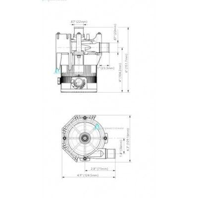 Pompe Laing E10 pour SPA D1