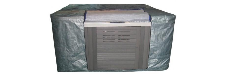 Housse de protection et d'hivernage pour spa, Jacuzzi, Whirlpool