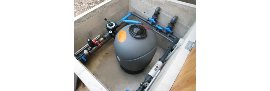 Pièce de rechange en PVC pression pour la tuyauterie de piscine