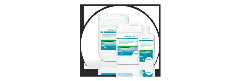 Produit de traitement et de préventions contre les algues d'eau