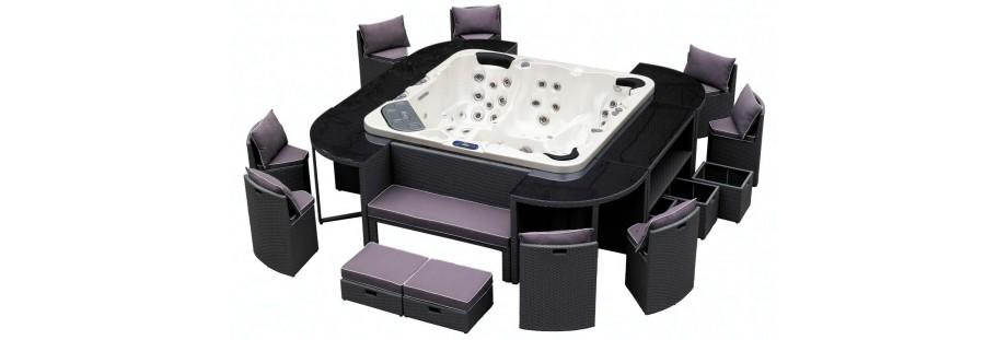 Accessoires pour tous modèles de spa Jacuzzi, spa de nage, hot tub
